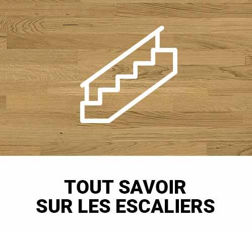 Tout connaitre sur le vocabulaire de l'escalier afin d'acheter l'escalier sur mesure le plus adapté à mes besoins